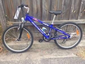 Shogun kids 24 inch mountain bike Port Melbourne Port Phillip Preview