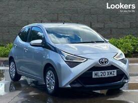 image for 2020 Toyota AYGO 1.0 Vvt-I X-Play 5Dr Hatchback Petrol Manual