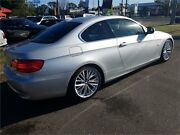 2011 BMW 325I E92 MY0911 Steptronic Silver Metallic 6 Speed Sports Automatic Coupe Sylvania Sutherland Area Preview