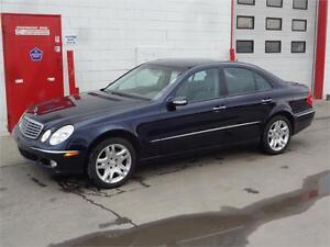 2003 Mercedes-Benz E500 -- Travel in Style! -- Only $8950