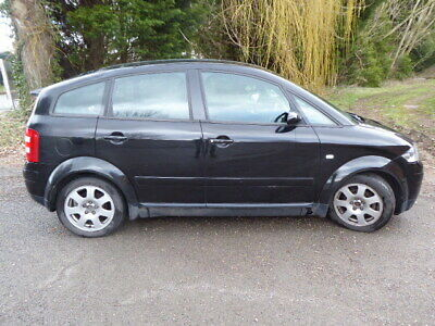 AUDI A2 1.4 tdi 5 door hatchback 2002