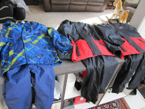 "Rain Suits, boys size 2/3, ""xmtn"" (1 available)BNWT:REDUCED"