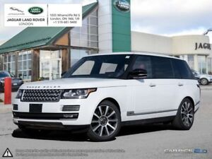 2017 Land Rover Range Rover SC Autobiography 4dr 4WD LWB