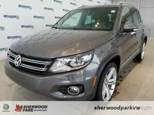 2014 Volkswagen Tiguan Highline R Line *Certified Pre-Owned*