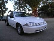 2001 Ford AU Series 2 Dedicated LPG Cab Chassis 6cyl Auto Greensborough Banyule Area Preview