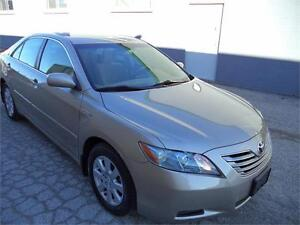 2007 Toyota Camry Hybrid VERY ECONOMICAL ACCIDENT FREE FINANCING