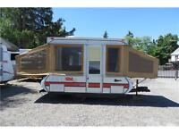 Bonair Camper--A BLAST FROM THE PAST!