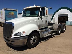 2012 International ProStar +125, Used Day Cab Tractor