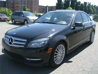 2011 MERCEDES-BENZ C250 4MATIC (CUIR, MAGS. TOUT EQUIPE...WOW!!)