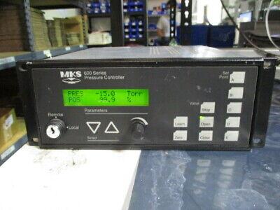 MKS 600 Series Pressure Controller, 651CD2S1N, 453290
