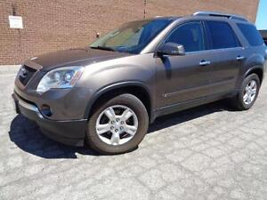 2009 GMC Acadia SLT1 AWD MOONROOF LEATHER CALL 416 742 5464