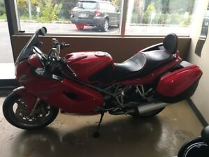 2003 Ducati ST4 S Cuir loaded with Options