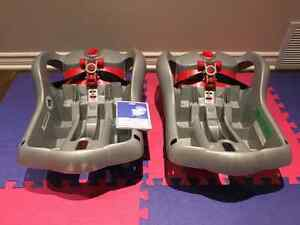Two Graco Classic Connect Carseat Bases for Sale