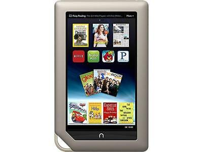 Barnes & Noble Nook Tablet     Model BNTV250A     8GB     TESTED