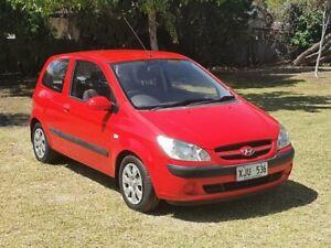 2006 Hyundai Getz TB Upgrade 1.6 5 Speed Manual Hatchback Windsor Gardens Port Adelaide Area Preview