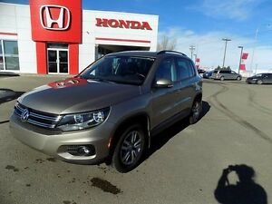 2015 Volkswagen Tiguan Highline 4dr All-wheel Drive 4MOTION