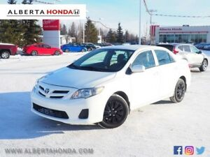 2012 Toyota Corolla Lows Kms. Traction Control