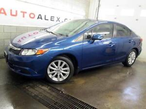 2012 Honda Civic EX TOIT OUVRANT A/C CRUISE MAGS