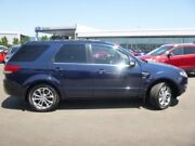 2012 Ford Territory SZ Titanium Seq Sport Shift AWD Blue 6 Speed Sports Automatic Wagon Strathmore Heights Moonee Valley Preview