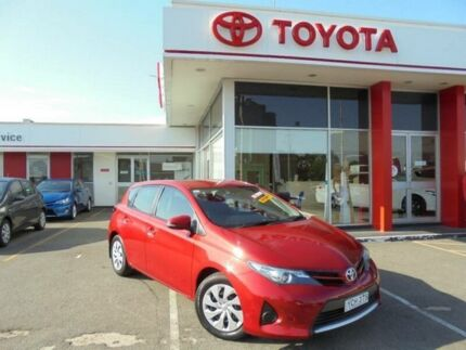 2012 Toyota Corolla ASCENT 1.8L PETROL CVT 5 DOOR HATCH Wildfire  Hatchback Belmore Canterbury Area Preview