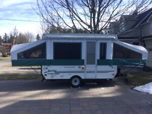 Viking Tent Trailer for Sale.  Excellent Condition!