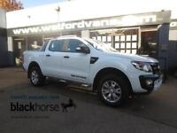 2015 Ford Ranger Wildtrak 3.2TDCi AUTO 4x4 Double Cab *Fully Loaded* Diesel whit
