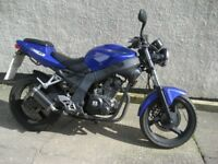 White Knuckle Motorbike WK 125R, Full MOT, Good condition, Low miles, Open to offers