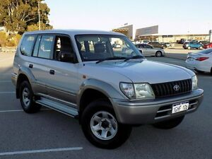 2000 Toyota Landcruiser Prado VZJ95R GXL 4 Speed Automatic Wagon Maddington Gosnells Area Preview