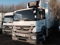2012 Mercedes-Benz Atego 2528L SLP Diesel white Manual