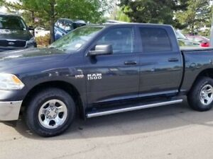 2015 Ram 1500 ST; BLUETOOTH, 4X4, CRUISE CONTROL, A/C AND MORE