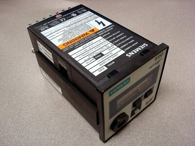 Used Siemens 9350dc-100-1nzzza Ion Access Power Meter With Modem Ethernet