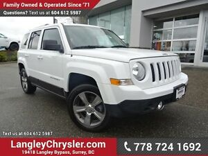 2016 Jeep Patriot Sport/North ACCIDENT FREE w/ 4X4, LEATHER &...