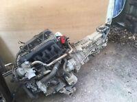 Ford Transit 2400cc (2.4) Diesel Engine and Gear Box