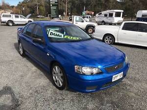 2006 Ford Falcon BF SR Mk 11 Woodside Adelaide Hills Preview