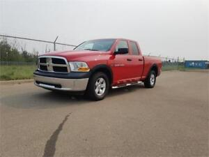 Blowout!!! Only $9,800 ~ Financing Available ~ 2011 Ram 1500 4x4