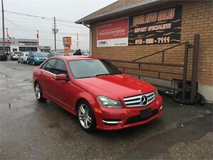 2013 Mercedes-Benz C-Class C250**ONLY43 KMKS**LEATHER**