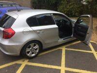 BMW 3 Series Automatic, Silver, 68000 mils