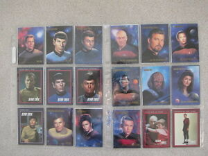 Various Star Trek and other Trading Cards. $25 OBO