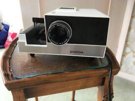 Vintage Prestinox Slide Projector - fully working