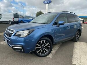 2016 Subaru Forester S4 MY16 2.5i-S CVT AWD Blue 6 Speed Constant Variable Wagon Kilmore Mitchell Area Preview