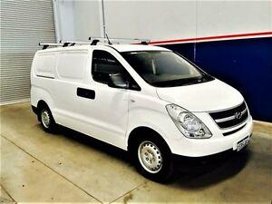 2012 Hyundai iLOAD TQ MY11 White 5 Speed Automatic Van Beckenham Gosnells Area Preview