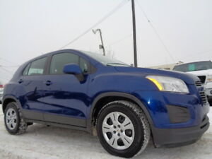 2014 CHEVROLET TRAX SPORT-1.4L 4 CYL AUTO-BRAND NEW WINTER TIRES