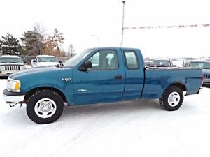 2000 Ford F150 2WD SUPERCAB XL For Sale Edmonton