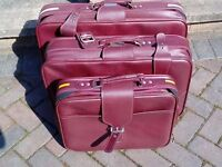 Suitcases x 3 (soft)