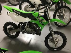 2017 Kawasaki KX 65