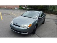 2007 Saturn Ion Quad Coupe Ion.2 PROPRE!