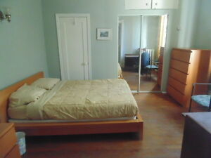 Furnished rooms, all inclusive Sandy hill near Ottawa U. Campus