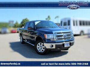 2014 Ford F-150 XLT 5.OL 4X4 301A XTR PACKAGE 3.55 DIFF WITH SEL