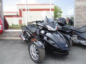 2013 CAN AM SPYDER ST LIMITED