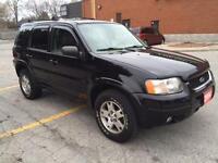 2004 Ford Escape Limited 4WD 3.0L V6 DOHC 24V